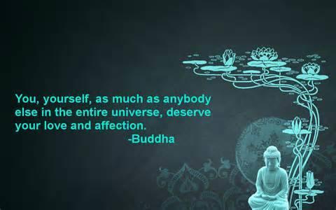 self metta - buddha